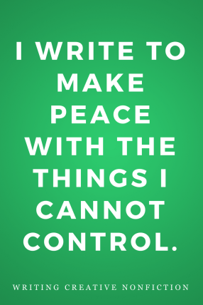 Writing+Creative+Nonfiction,+Writers,+Inspiration,+Quotes,+Books,+Peace