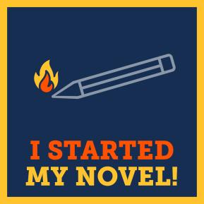 I Started My Novel Badge.png