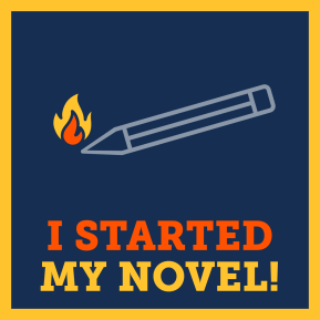 I Started My Novel Badge.png